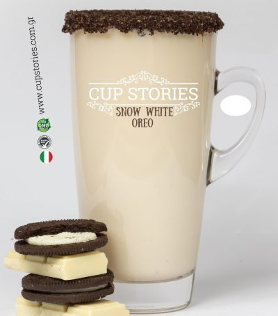 snowhite oreo cup stories
